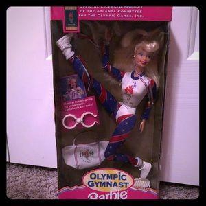 1993 Olympic Gymnast Barbie